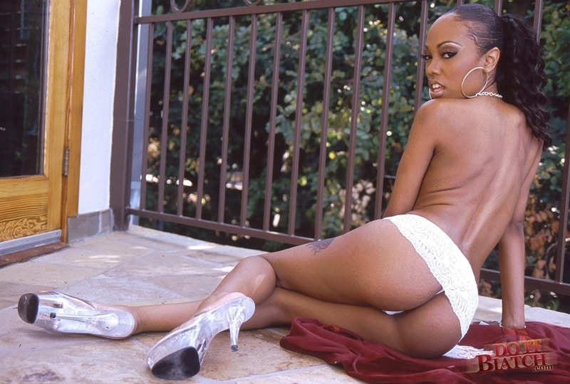Black Booty Invasion Lacey Duvalle And Candice Nicole Stickman Free Pics