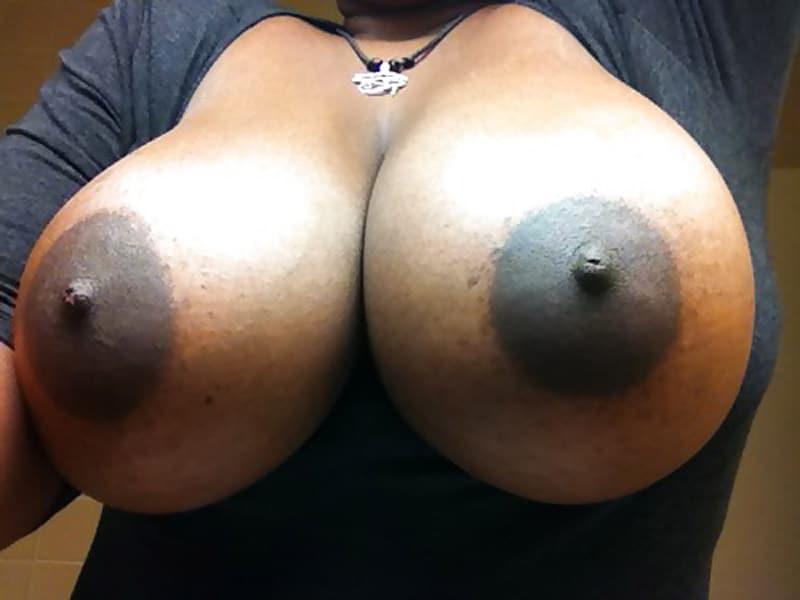 Seins de femmes nues chaudes