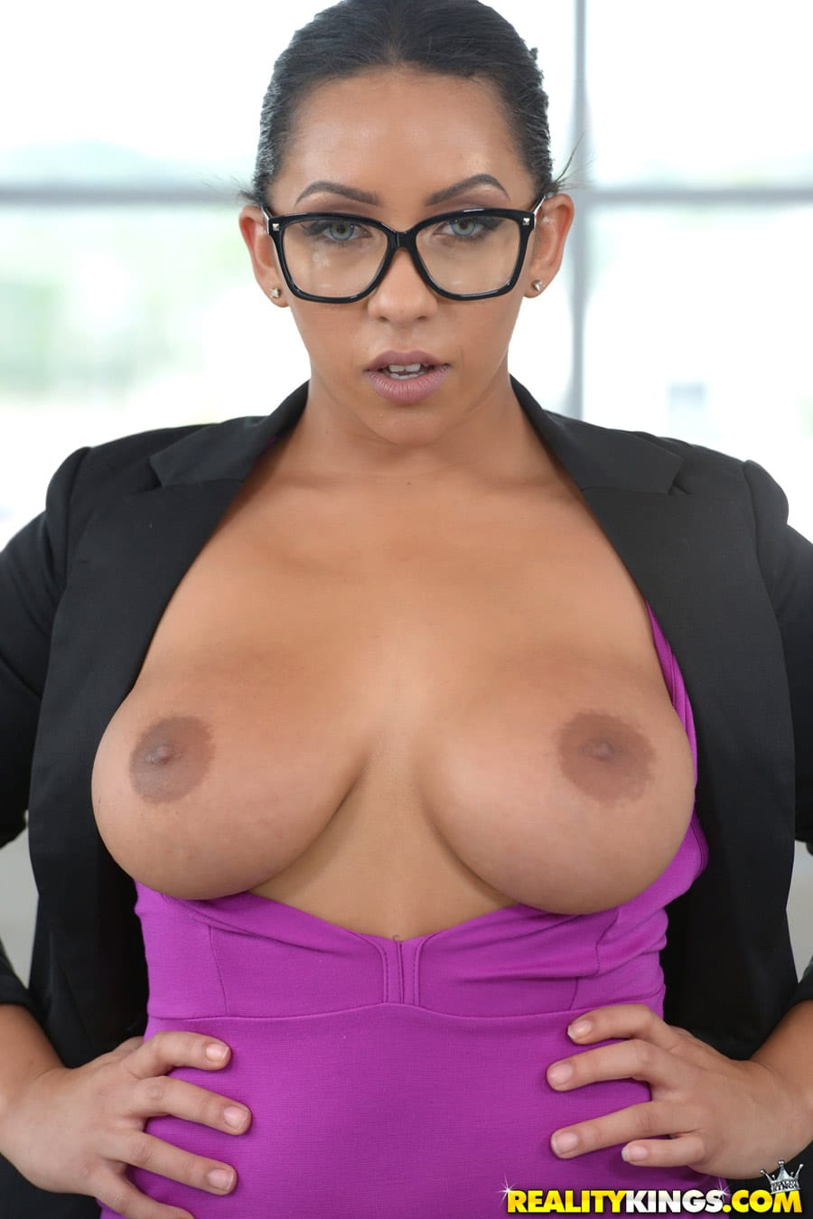 Very pity boob boss pic the