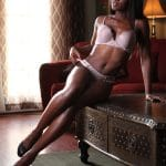 Ana Foxxx sexe interracial pour New Sensations