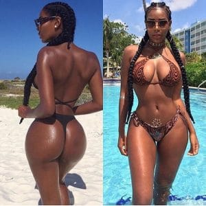 taille-guepe-boule-black-ouf-babe-afro-americaine